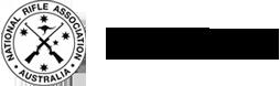 NRAA's logo